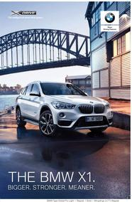 BMW : X1 (08 Jan - 31 Dec 2019), page 1