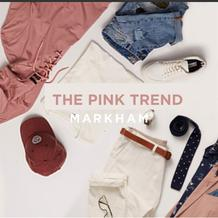 Markham : The Pink Trend (07 Sep - 08 Nov 2017), page 1
