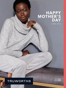 Truworths : Sleepwear (04 May - 31 May 2018) , page 1