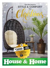 House & Home : Christmas (24 Nov - 24 Dec 2017), page 1
