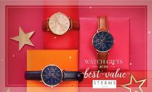 Sterns : Watch Gifts (07 Nov - 25 Dec 2018), page 1