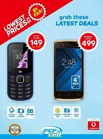 Pep : Grab These Latest Deals (05 Oct - 04 Nov 2018), page 1