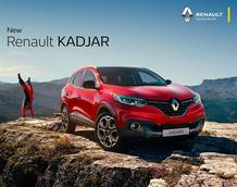 Renault : New Renault Kadjar (09 Mar - 31 Dec 2018), page 1