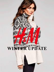 H&M : Winter Update (08 Mar - 30 Apr 2017), page 1