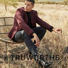 Truworths : Men's Lookbook  (07 May - 05 Jul 2019), page 1