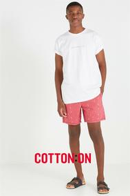 Cotton On : New Men's Collection (13 Dec - 13 Feb 2018), page 1