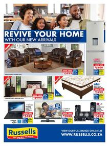 Russells : Revive Your Home (16 Jul - 19 Aug 2018), page 1