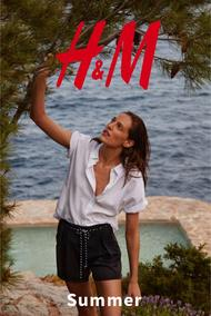 H&M : Summer (24 Jul - 23 Sep 2018), page 1