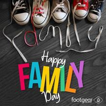 Footgear : Happy Family Day (07 Apr - 03 Jun 2018), page 1
