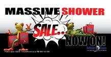Bathroom Bizarre : Massive Shower Sale (19 Mar - 31 Mar 2019), page 1