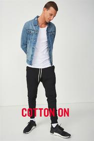 Cotton On : Men's Lookbook (03 Aug - 02 Sep 2018), page 1