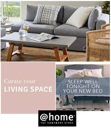 @Home : Living Space Collection (10 Jan - 28 Feb 2018), page 1