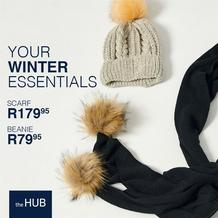 The Hub : Winter Essentials (29 Jun - 26 Aug 2018), page 1