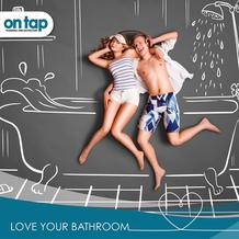 On Tap : Love Your Bathroom (30 Apr - 24 Jun 2018), page 1