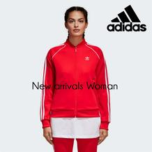 Adidas : New Woman (14 Feb - 25 Mar 2018), page 1