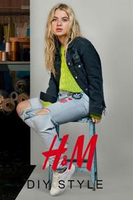 H&M : DIY Style (14 Mar - 29 Apr 2018), page 1