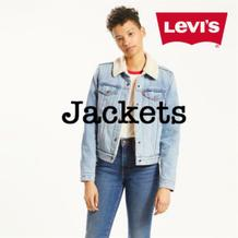 Levi's : Jackets (09 Oct - 10 Dec 2017), page 1