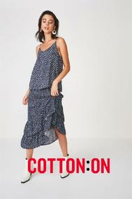 Cotton On : Women's New Arrivals (24 Mar - 30 Apr 2019), page 1
