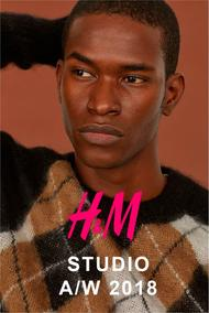H&M : Men Studio A:W (07 Sep - 18 Nov 2018), page 1