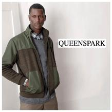 Queen Spark : Men's Collection (11 Jun - 08 Jul 2018), page 1