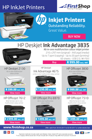 First Shop : HP Inkjet Printers (30 Mar - 2 May 2017), page 1