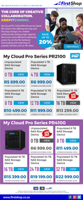 First Shop : Western Digital (24 Apr - 31 May 2017), page 1