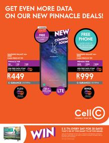 Cell C (1 June - 15 July 2018), page 1