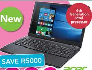 Acer Intel Core i5 Notebook