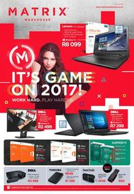 Matrix Warehouse Computers (01 Feb - 28 Feb 2017), page 1