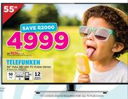 "Telefunken 55"" Full HD LED TV TLEDD 55FHD"