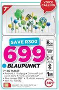 "Blaupunkt 7"" 3G Tablet"