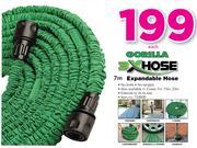 Gorilla 7m Expandable Hose-Each