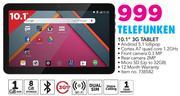 "Telefunken 10.1"" 3G Tablet"