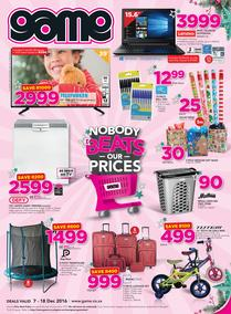 Game : Nobody Beats Our Prices (7 Dec - 18 Dec 2016), page 1