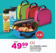 2.5Ltr Kiddies Lunch Cooler Bag-Each