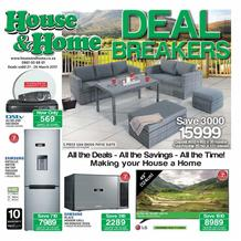 House & Home : Deal Breakers (21 Mar - 26 Mar 2017), page 1