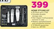 Wahl Home Styling Kit