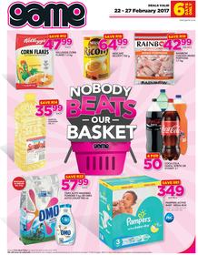 Game JHB : Nobody Beats Our Basket (22 Feb - 27 Feb 2017), page 1