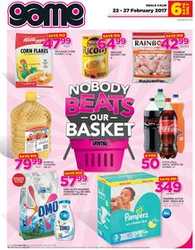 Game KZN : Nobody Beats Our Basket (22 Feb - 27 Feb 2017), page 1