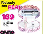 Digitime Watch Gift Sets-Per Set