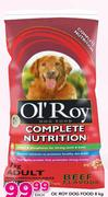 Ol'Roy Dog Food-8Kg