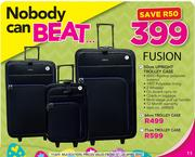 Fusion 71cm Upright Trolley Case