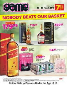 Game Liquor : Nobody Beats Our Basket (22 Mar - 28 Mar 2017), page 1