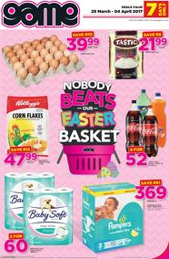 Game JHB : Nobody Beats Our Easter Basket (29 Mar - 4 Apr 2017), page 1