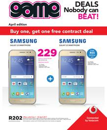 Game Vodacom : Deals Nobody Can Beat (1 Apr - 24 Apr 2017), page 1