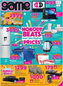 Game : Nobody Beats Our Birthday Prices (17 May - 23 May 2017), page 1