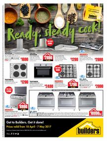 Builders Warehouse : Ready, Steady cook! (18 Apr - 07 May 2017), page 1
