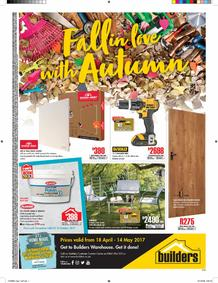 Builders Warehouse : Fall In Love With Autumn (18 Apr - 14 May 2017), page 1