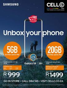 Cell C (05 May - 19 Jun 2017), page 1