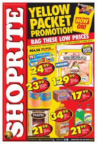Shoprite : Low Prices (22 May - 04 Jun 2017), page 1